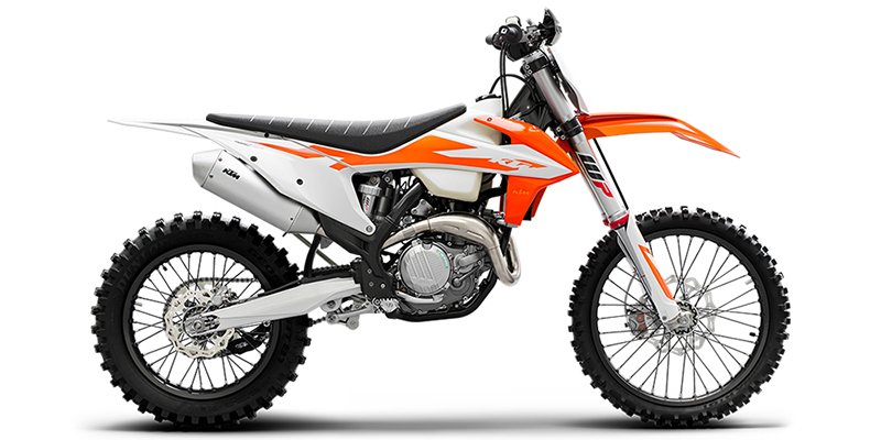 450 XC-F at Ride Center USA