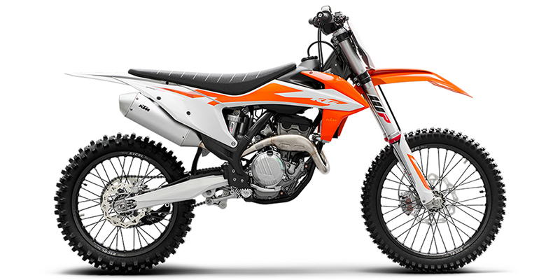 250 SX-F at Ride Center USA