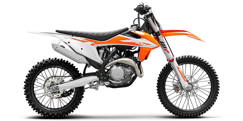 450 SX-F at Wild West Motoplex
