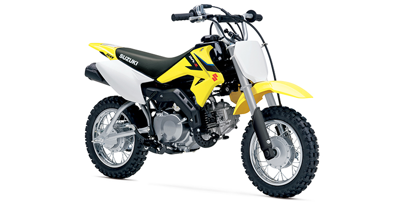 2020 Suzuki DR-Z 50 at Youngblood Powersports RV Sales and Service