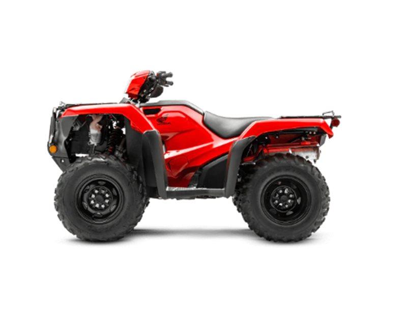 2020 Honda FourTrax Foreman® 4x4 EPS at Wild West Motoplex