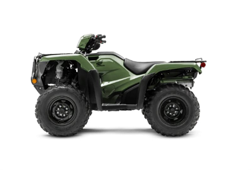 2020 Honda FourTrax Foreman 4x4 EPS at Sloans Motorcycle ATV, Murfreesboro, TN, 37129