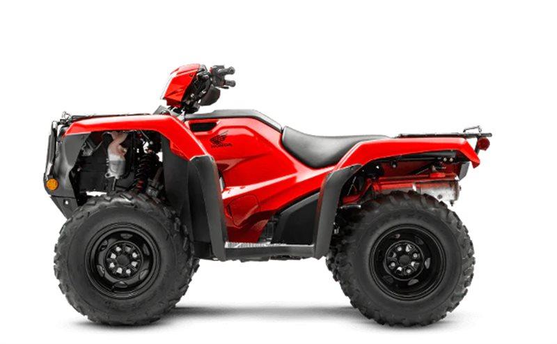 FourTrax Foreman® 4x4 at Wild West Motoplex