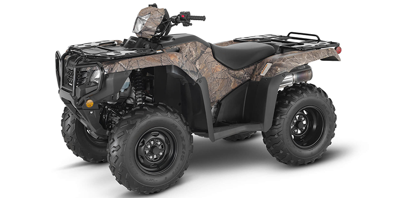 2020 Honda FourTrax Foreman 4x4 ES EPS at Interstate Honda