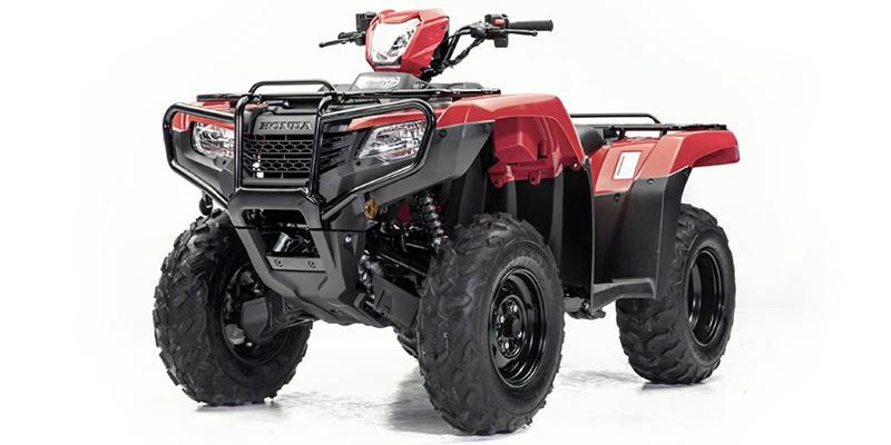 FourTrax Foreman® 4x4 ES EPS at Bettencourt's Honda Suzuki