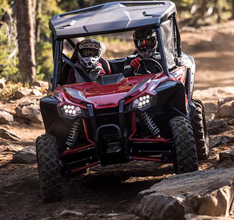 2020 Honda Talon 1000X at Wild West Motoplex