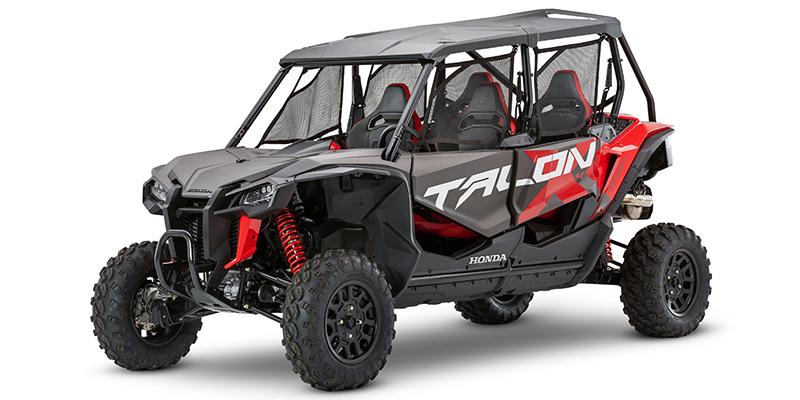 Talon 1000X-4 at Wild West Motoplex
