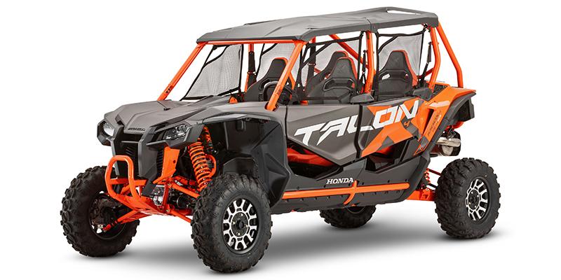 Talon 1000X-4 FOX® Live Valve at Genthe Honda Powersports, Southgate, MI 48195