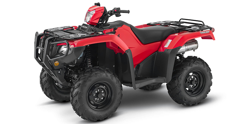 2020 Honda FourTrax Foreman Rubicon 4x4 Automatic DCT at Sloans Motorcycle ATV, Murfreesboro, TN, 37129