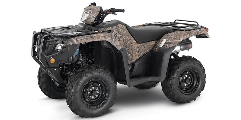 2020 Honda FourTrax Foreman® Rubicon 4x4 EPS at Wild West Motoplex