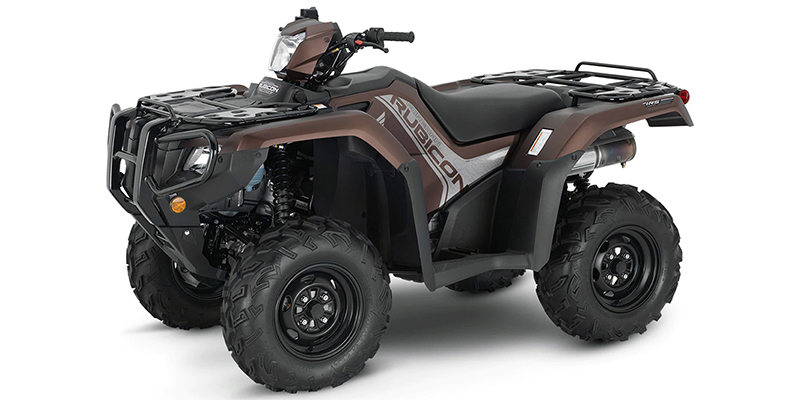 FourTrax Foreman® Rubicon 4x4 EPS at Genthe Honda Powersports, Southgate, MI 48195