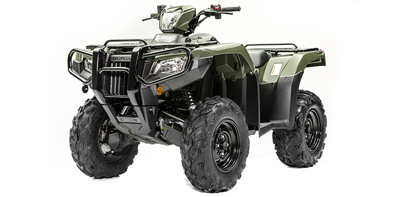 2020 Honda FourTrax Foreman Rubicon 4x4 Automatic DCT EPS at Sloans Motorcycle ATV, Murfreesboro, TN, 37129