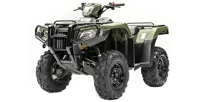 FourTrax Foreman® Rubicon 4x4 Automatic DCT EPS at Sloans Motorcycle ATV, Murfreesboro, TN, 37129