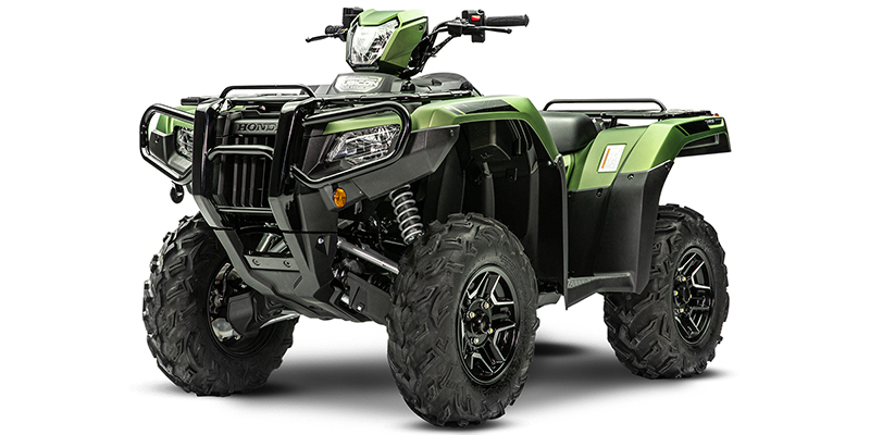 FourTrax Foreman® Rubicon 4x4 Automatic DCT EPS Deluxe at Genthe Honda Powersports, Southgate, MI 48195