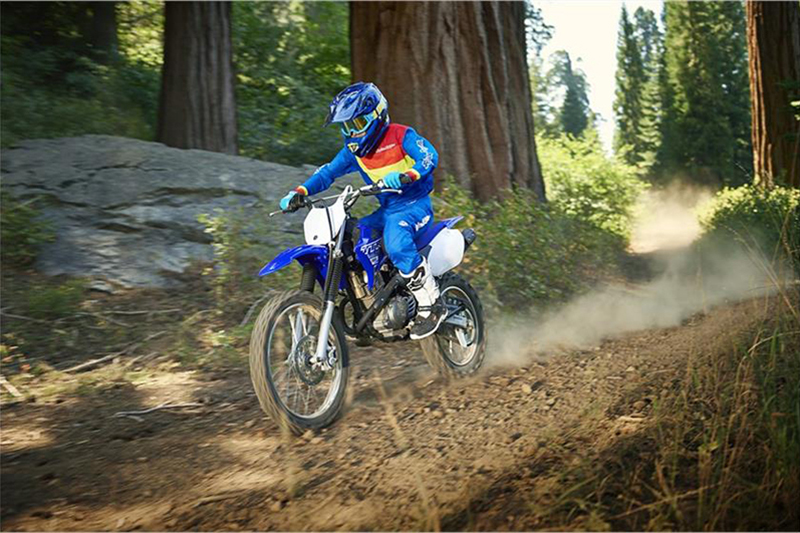 2020 Yamaha TT-R 125LE at Youngblood Powersports RV Sales and Service
