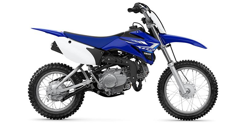2020 Yamaha TT-R 110E at Sloans Motorcycle ATV, Murfreesboro, TN, 37129