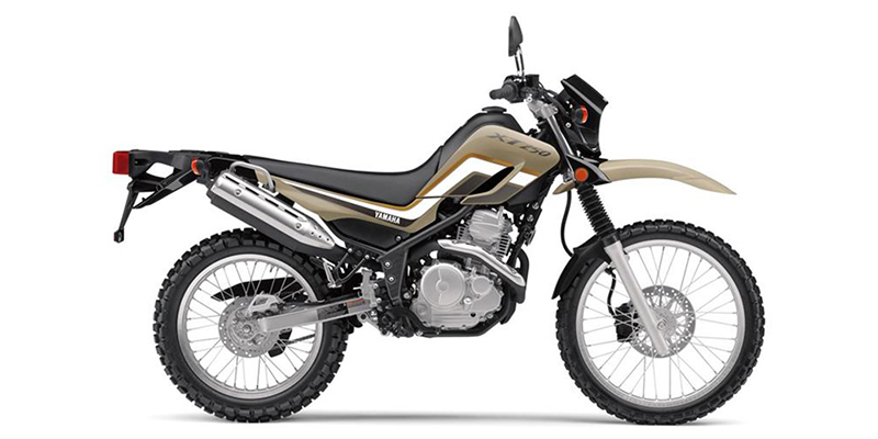 2020 Yamaha XT 250 at Sloans Motorcycle ATV, Murfreesboro, TN, 37129
