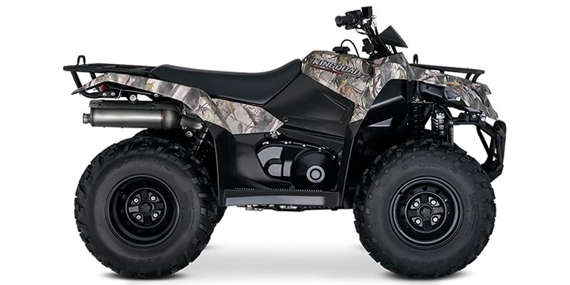 2020 Suzuki KingQuad 400 ASi Camo at Sloans Motorcycle ATV, Murfreesboro, TN, 37129