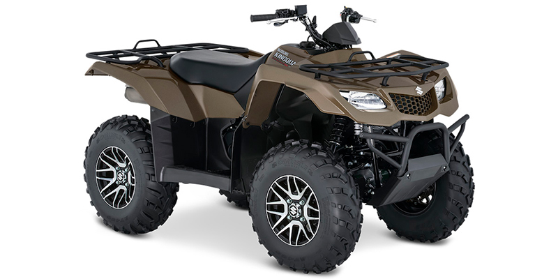 KingQuad 400ASi SE+ at Used Bikes Direct