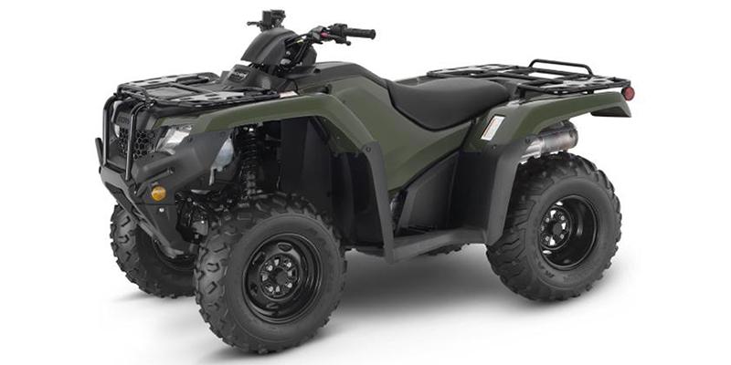 2020 Honda FourTrax Rancher® Base at Wild West Motoplex