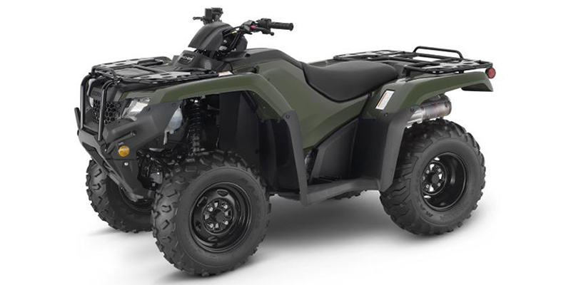 2020 Honda FourTrax Rancher Base at Wild West Motoplex