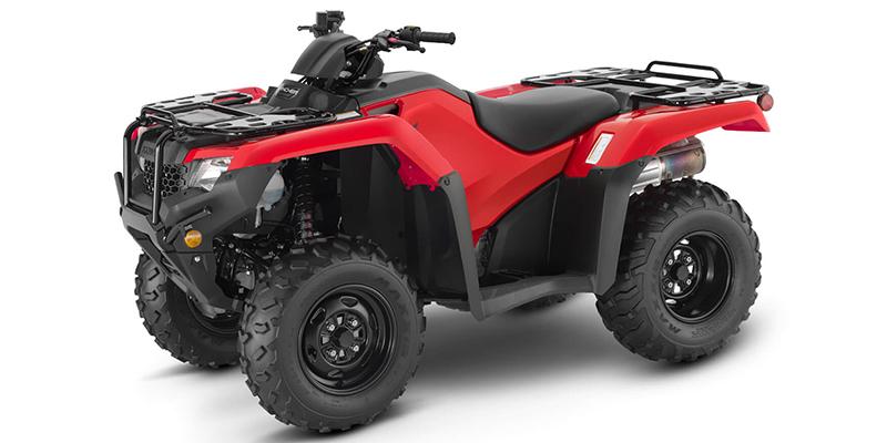 FourTrax Rancher® at Wild West Motoplex