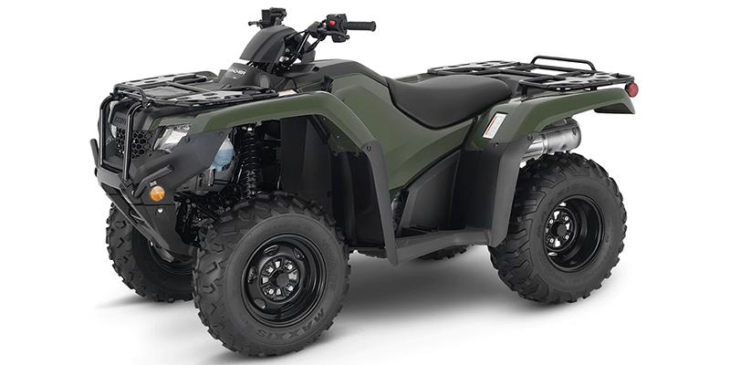 2020 Honda FourTrax Rancher 4X4 ES at Interstate Honda