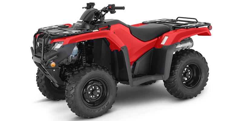 2020 Honda FourTrax Rancher® 4X4 ES at Wild West Motoplex