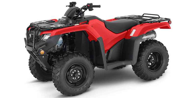 2020 Honda FourTrax Rancher 4X4 at Wild West Motoplex