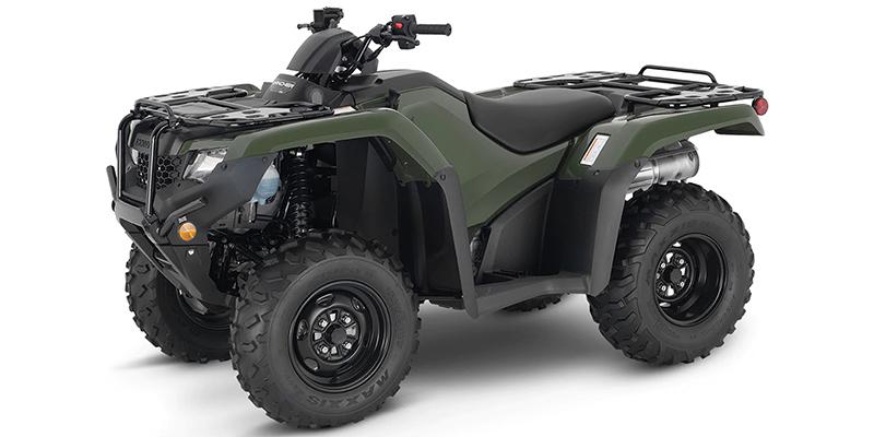 2020 Honda FourTrax Rancher 4X4 at Sloans Motorcycle ATV, Murfreesboro, TN, 37129