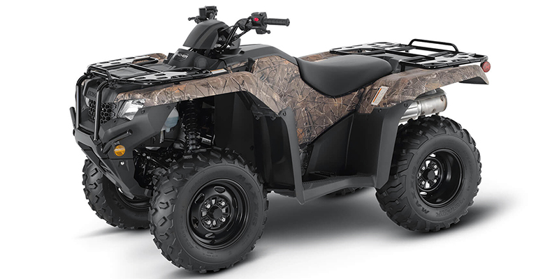 2020 Honda FourTrax Rancher® 4X4 Automatic DCT EPS at Wild West Motoplex