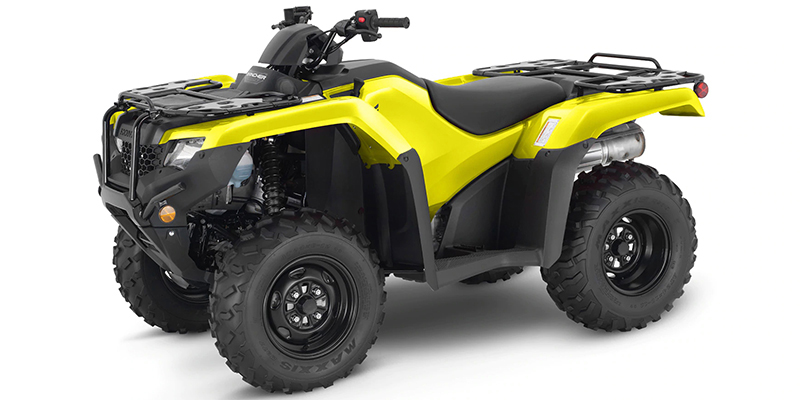 FourTrax Rancher® 4X4 Automatic DCT EPS at Sloans Motorcycle ATV, Murfreesboro, TN, 37129