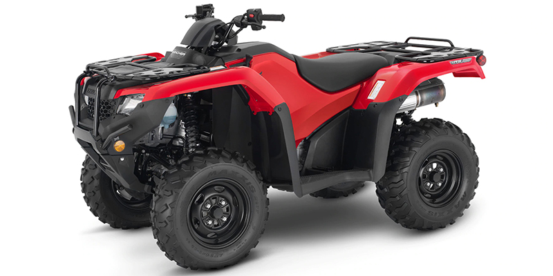 2020 Honda FourTrax Rancher 4X4 Automatic DCT IRS at Dale's Fun Center, Victoria, TX 77904