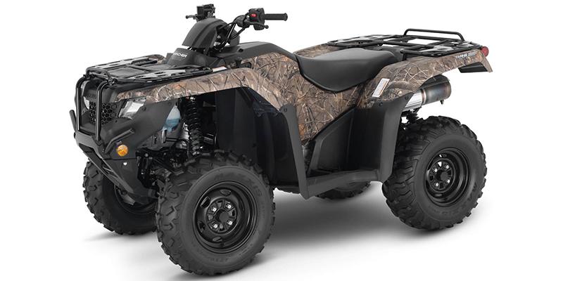 2020 Honda FourTrax Rancher 4X4 Automatic DCT IRS EPS at Sloans Motorcycle ATV, Murfreesboro, TN, 37129