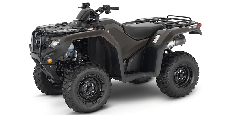 FourTrax Rancher® 4X4 Automatic DCT IRS EPS at Genthe Honda Powersports, Southgate, MI 48195