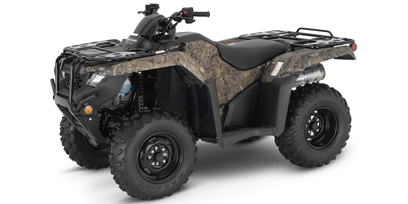 2020 Honda FourTrax Rancher 4X4 EPS at Ehlerding Motorsports