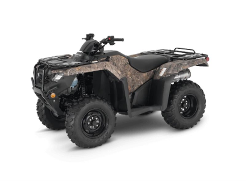 2020 Honda FourTrax Rancher® 4X4 EPS at Wild West Motoplex