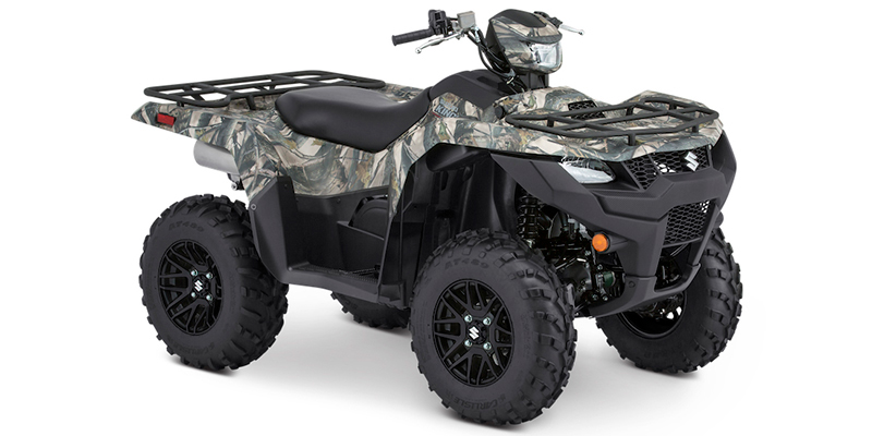KingQuad 500AXi Power Steering SE Camo at Used Bikes Direct