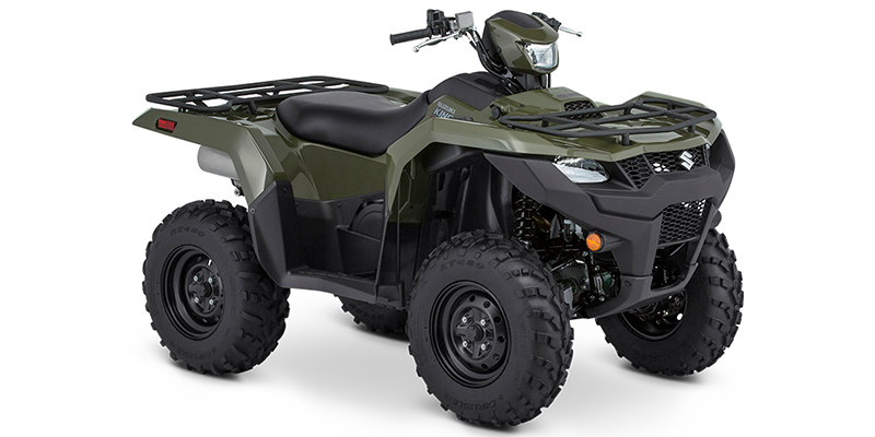 KingQuad 750AXi Power Steering at Used Bikes Direct