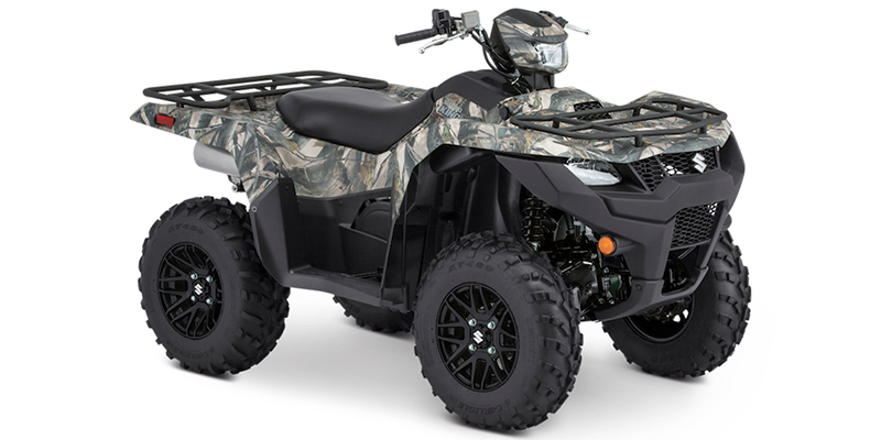 KingQuad 750AXi Power Steering SE Camo at Used Bikes Direct