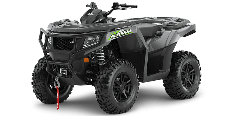 2020 Arctic Cat Alterra 570 EPS at Harsh Outdoors, Eaton, CO 80615