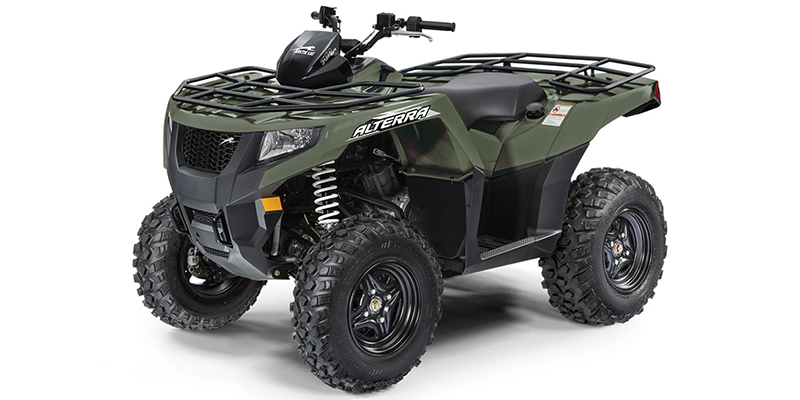 2020 Arctic Cat Alterra 700 EPS at Harsh Outdoors, Eaton, CO 80615