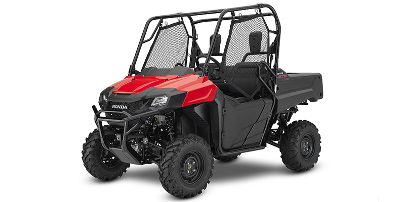 2020 Honda Pioneer 700 Base Base at Southern Illinois Motorsports