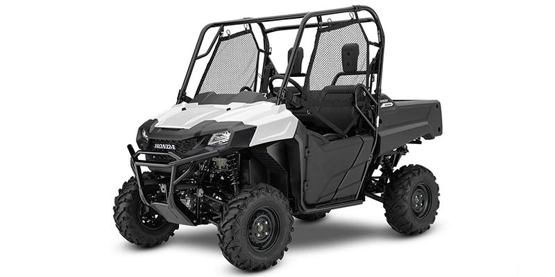 2020 Honda Pioneer 700 Base at Sloans Motorcycle ATV, Murfreesboro, TN, 37129