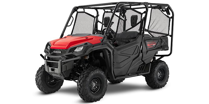2020 Honda Pioneer 1000-5 Base at Sloans Motorcycle ATV, Murfreesboro, TN, 37129