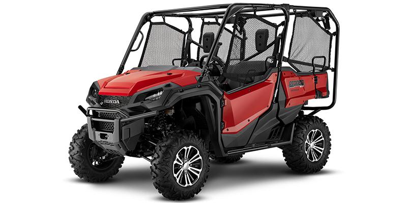 2020 Honda Pioneer 1000-5 Deluxe at Sloans Motorcycle ATV, Murfreesboro, TN, 37129