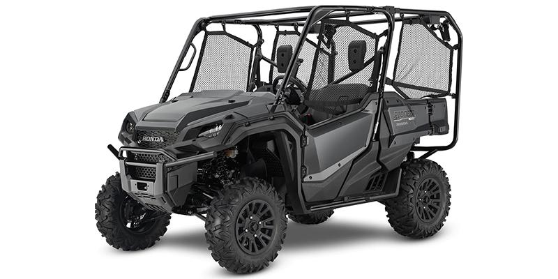 2020 Honda Pioneer 1000-5 Deluxe at Waukon Power Sports, Waukon, IA 52172