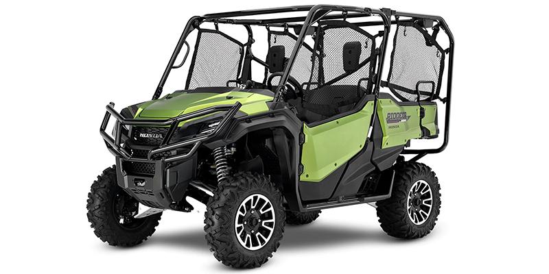2020 Honda Pioneer 1000-5 LE at Sloans Motorcycle ATV, Murfreesboro, TN, 37129