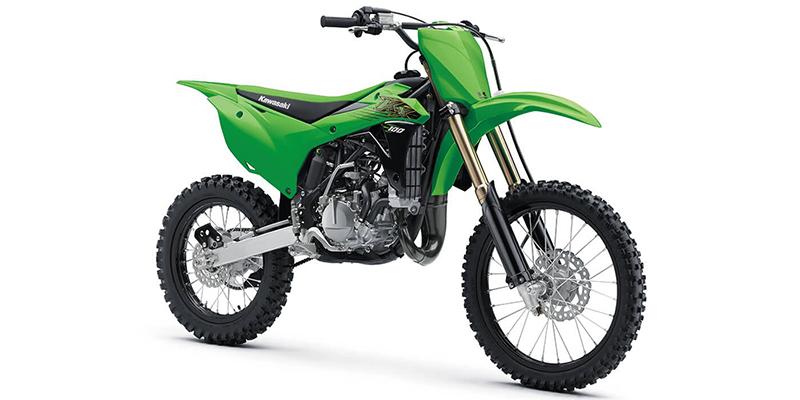 2020 Kawasaki KX™ 100 at Kawasaki Yamaha of Reno, Reno, NV 89502