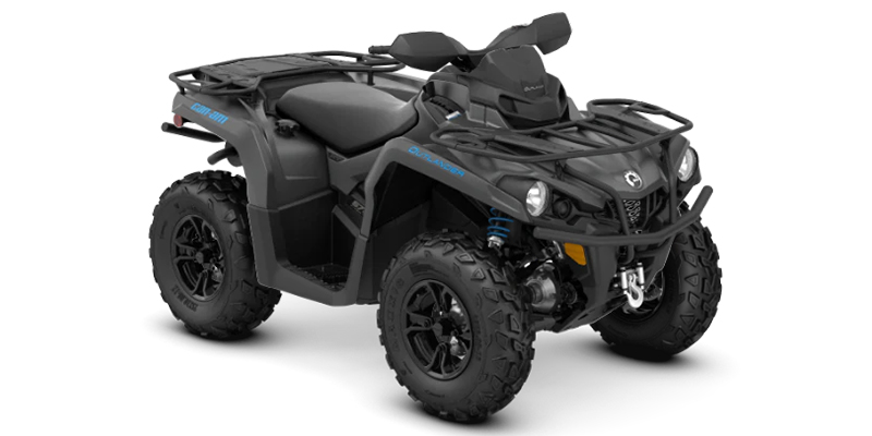 2020 Can-Am Outlander XT 570 at Sloans Motorcycle ATV, Murfreesboro, TN, 37129